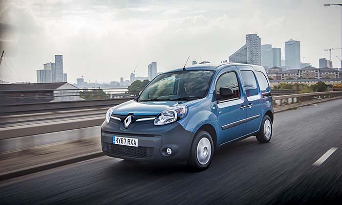 Renault Samsung anuncia una nueva furgoneta eléctrica para Corea