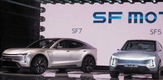 SF 5 y SF 7 - Foto Engadget