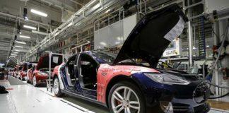 China elimina la regla del 50-50 para los fabricantes de automóviles
