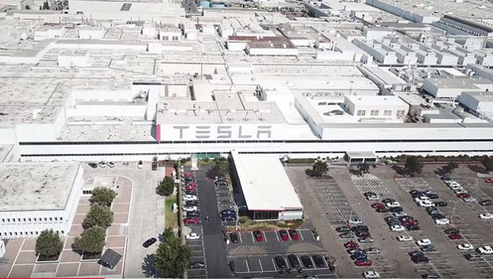 El Tesla Model Y podría entrar en producción en noviembre de 2019