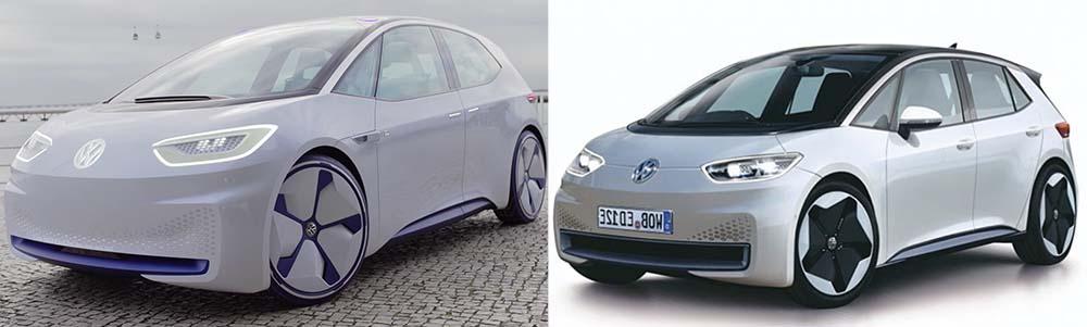 Volkswagen I.D. - Volkswagen Neo