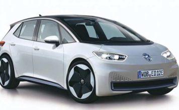 Primera imagen del Volkswagen I.D. de producción