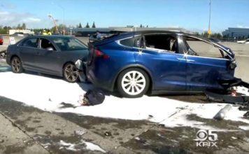 La conducción autónoma sufre otro revés con el accidente mortal de un Model X