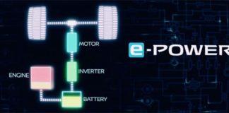 Nissan lanzará la tecnología e-Power en Estados Unidos