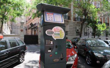 El pago del SER en Madrid a través de aplicaciones móviles no afecta a los coches eléctricos