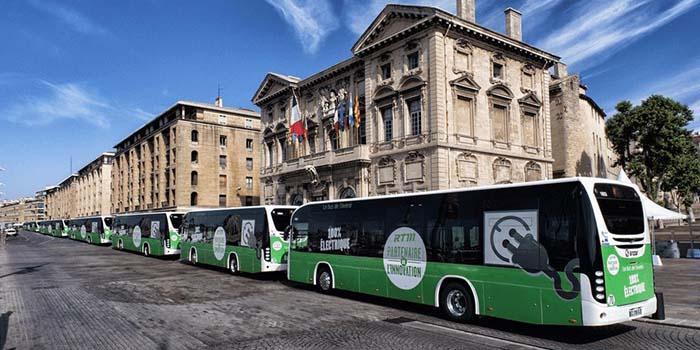 Autobuses eléctricos de Irizar