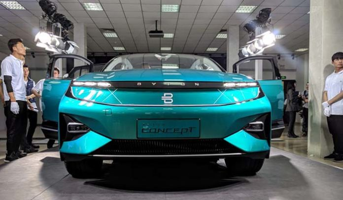 Byton se une a la Asociación Mundial de Fabricantes de Automóviles