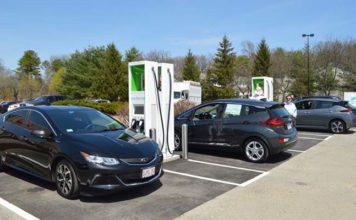 Electrify America instala su primera estación de recarga ultrarrápida