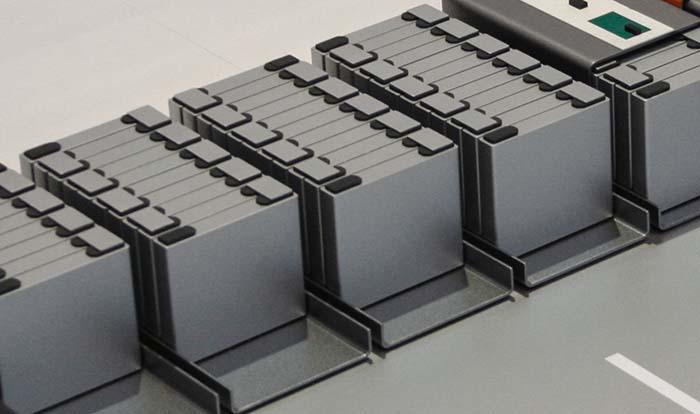 Baterías en estado sólido