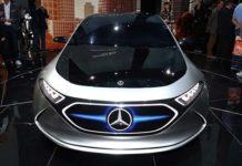 Mercedes-Benz fabricará el EQA, su compacto eléctrico, en Francia