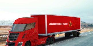 Nikola Motors recibe un pedido de 800 camiones de hidrógeno de Anheuser-Busch