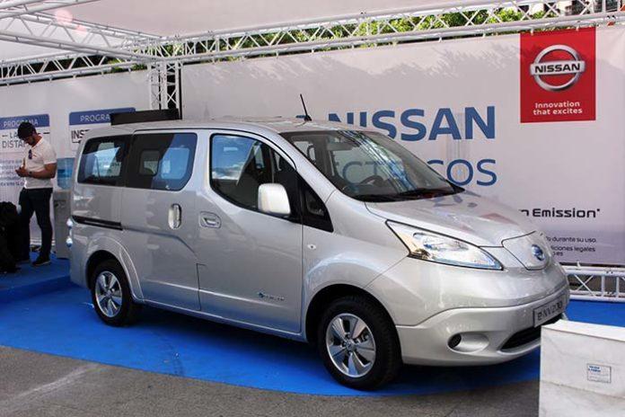 Nissan entrega el LEAF 100.000 de Europa en el VEM 2018
