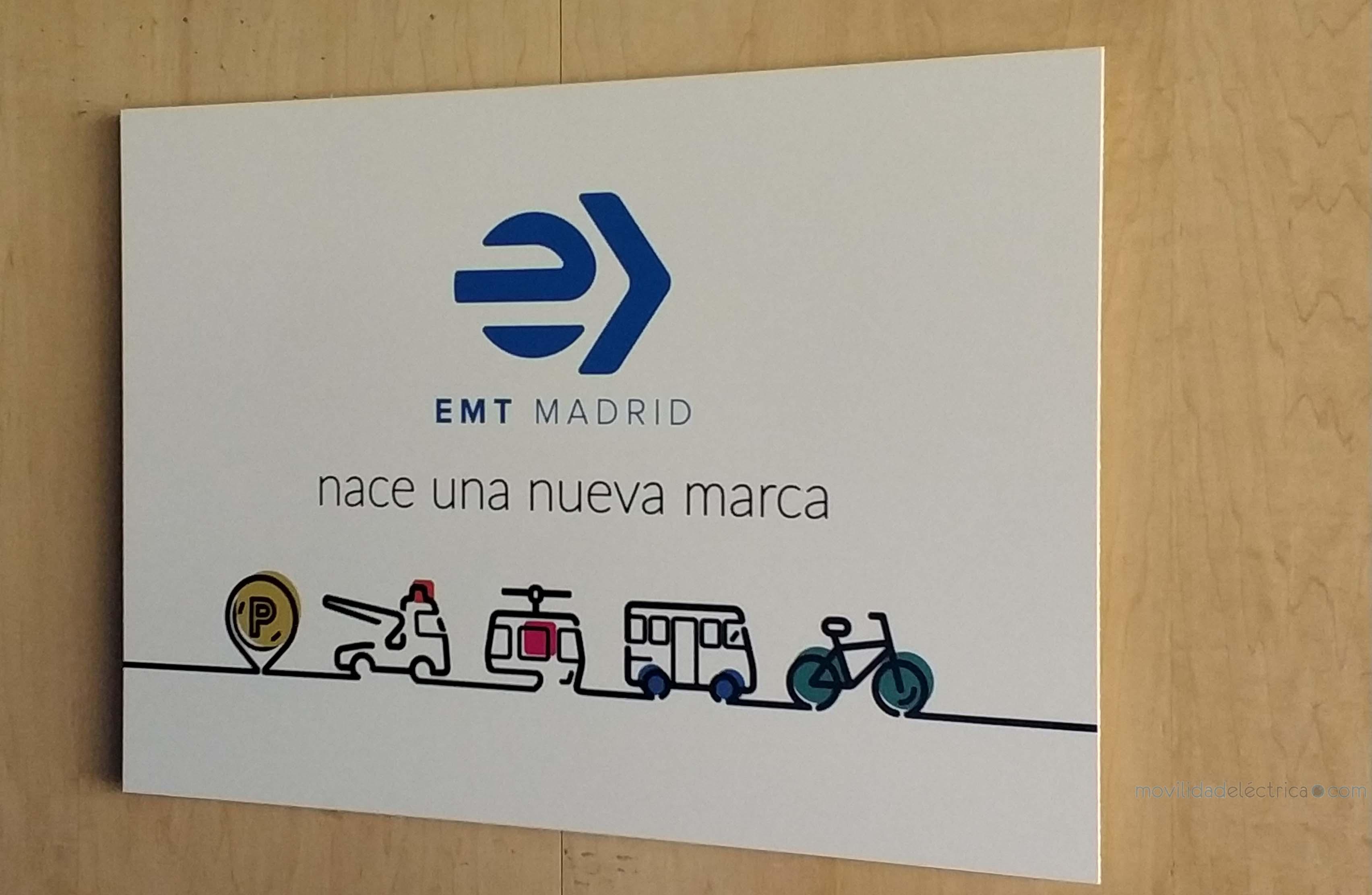 Nueva marca de la EMT