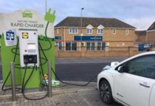Reino Unido estrenará los primeros cargadores a 150 kW este año