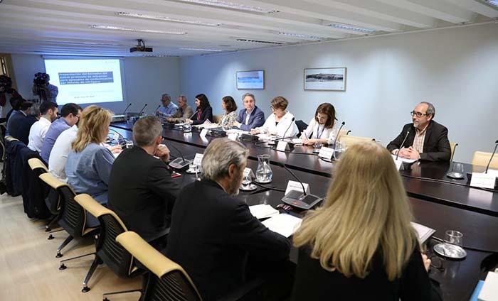 Presentación del Área de Medioambiente y Movilidad del protocolo de medidas a adoptar ante episodios de alta contaminación