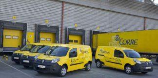 Renault entrega una flota de Renault Kangoo ZE y Renault ZOE a Correos