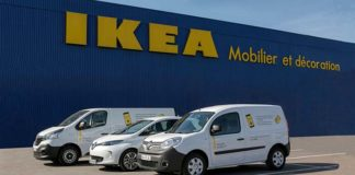 Renault e IKEA se alían en Francia para alquilar vehículos eléctricos