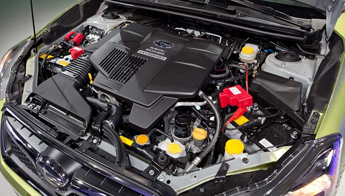 Subaru Crosstrek Híbrido