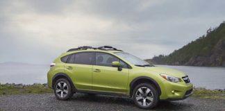 Subaru Crosstrek PHEV el primer híbrido enchufable de la marca japonesa