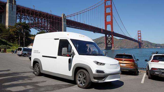 Workhorse N-Gen, el camión de reparto con dron incorporado