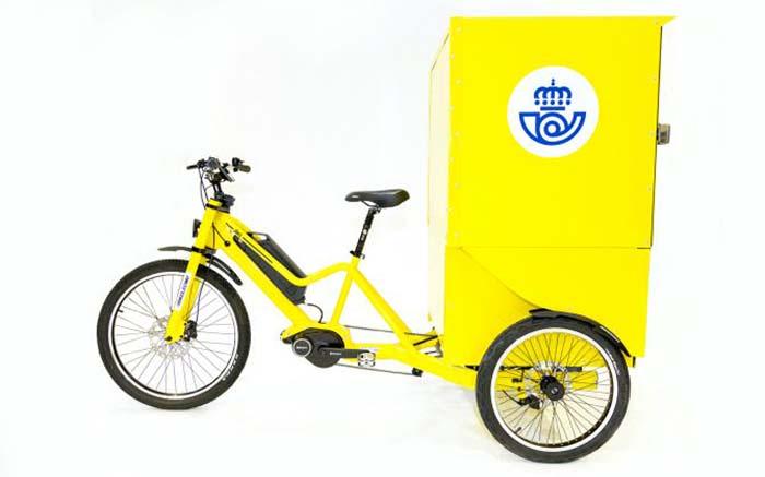 Bicicletas de carga E-Cargo, de Bikelecing (BKL), con sistema eBike de 48V de Continental