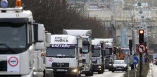 La Comisión Europea propone reducir las emisiones de CO2 del transporte pesado