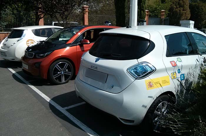 Podemos e IU proponen un plan de ayudas al vehículo eléctrico ininterrumpido y en función de la renta