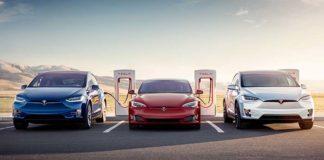 Los supercargadores de Tesla cada vez más cerca del resto de los fabricantes