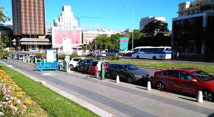 Siguen creciendo las matriculaciones de vehículos eléctricos en España