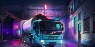 Volvo Trucks presenta el FE Electric, el camión eléctrico para la recogida de basuras