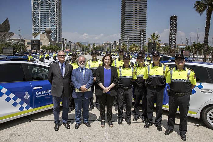 Toyota Prius+ para la Guardia Urbana