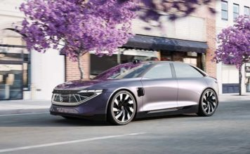 Byton K-Byte Concept, una nueva berlina eléctrica con nivel 4 de conducción autónoma