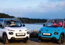 Citroën e-Mehari ahora con techo rígido y mayor equipamiento