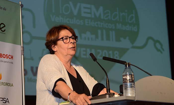 Inés Sabanés clausura el FORO VEM 2018