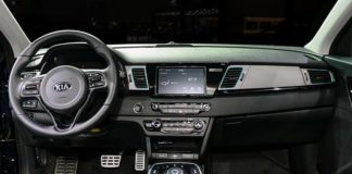 Kia muestra el interior del Niro EV y desvela algunos detalles técnicos
