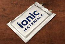 Ionic Materials logra 65 millones de dólares para el desarrollo de baterías de estado sólido