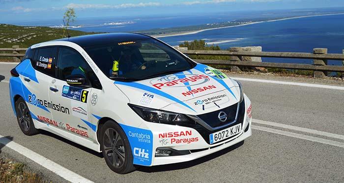 Nissan Leaf 2.ZERO de Eneko Conde y Marcos Domingo