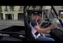 pruebas de vehículos eléctricos