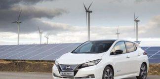 Plan de Sostenibilidad Nissan para 2022, reducción de un 40% del CO2