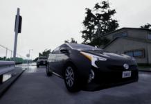 simulador de conducción automatizada
