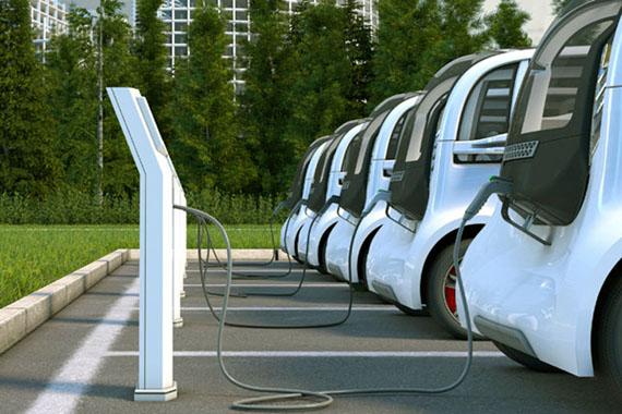 Postes de recarga y vehículos eléctricos, parte del objetivo del Plan VEA