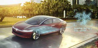 Baterías hechas a medida gracias a la computación cuántica de Volkswagen