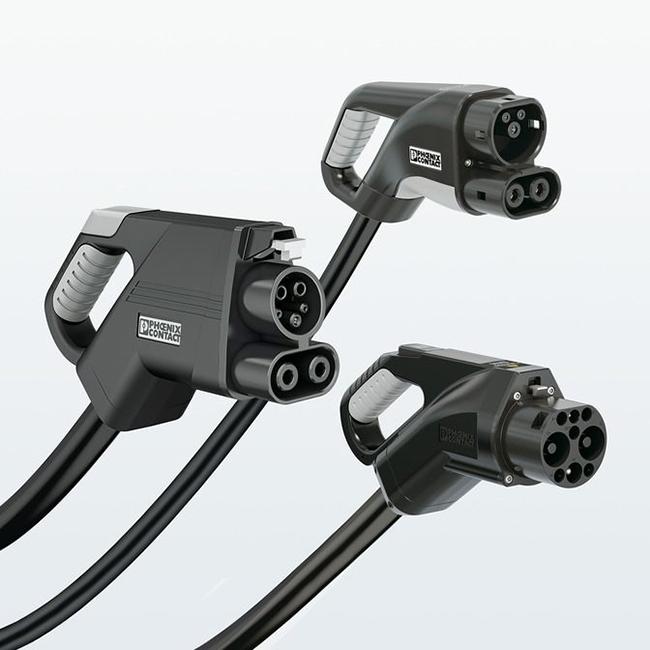 Conectores de carga DC