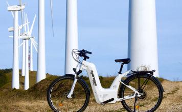 Bicicleta de hidrógeno Alpha
