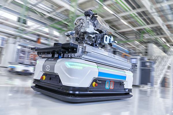 Fábrica de motores eléctricos de Audi en Hungría