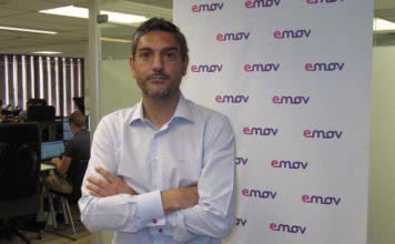 Fernando Izquierdo, General Manager de emov