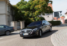 Mercedes-Benz S-Class S 500 INTELLIGENT DRIVE