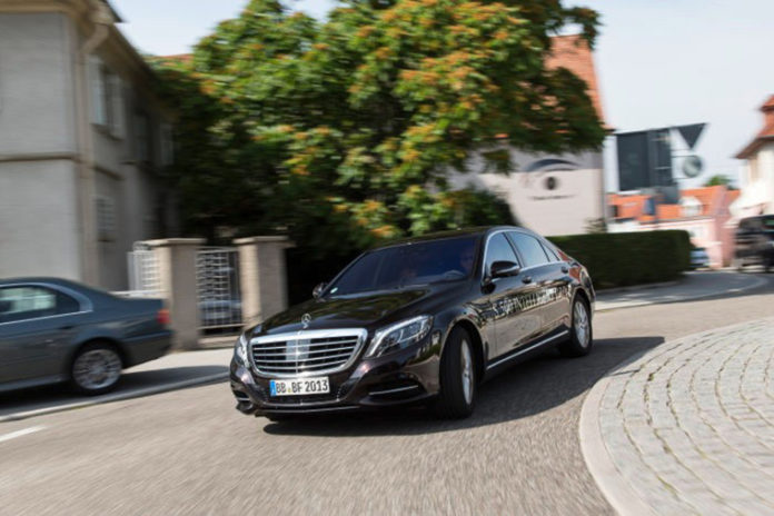 Mercedes-Benz S-Class S 500 INTELLIGENT DRIVE