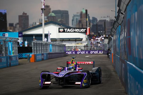 Nueva York Fórmula E