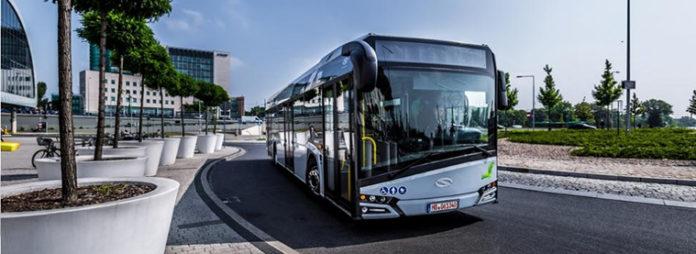 Amplia gama e-mobility de Solaris